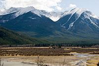 Banff scenery